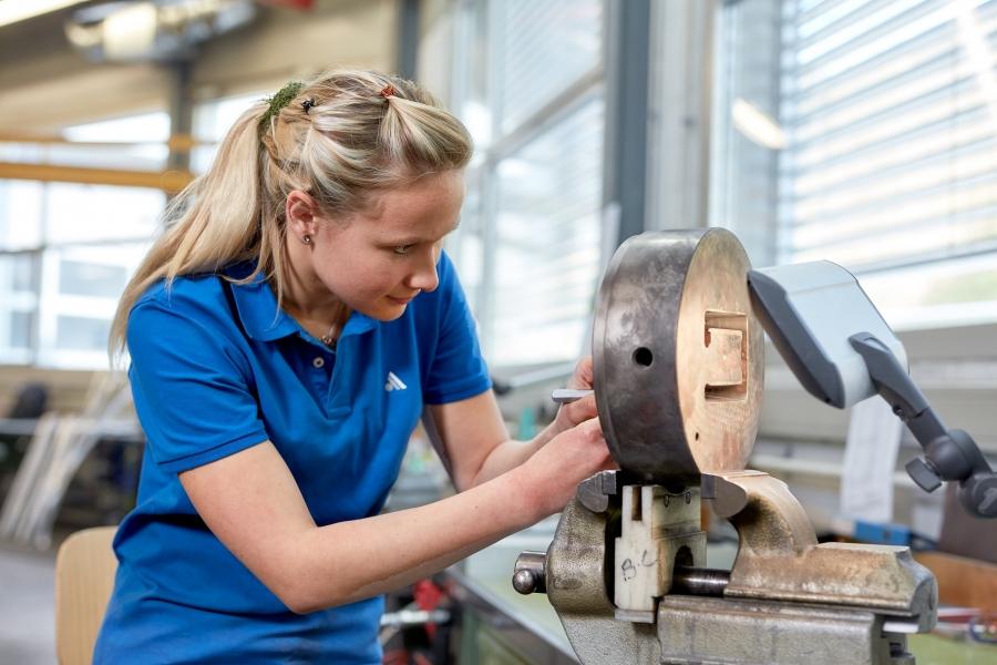 Aluminium Laufen AG - Werkzeugbau
